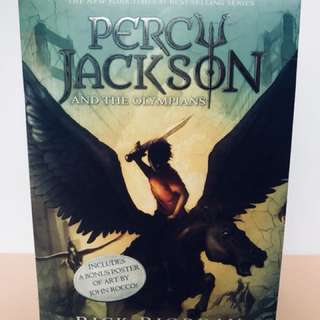 Percy Jackson and the Olympians (Box Set)