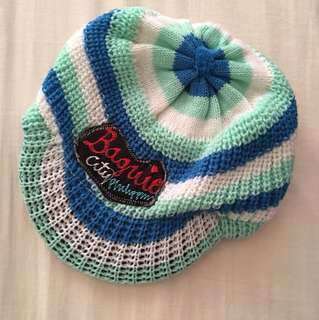 Woven Cap for Babies