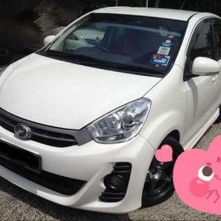 Myvi 2011My Preloved car for Sale