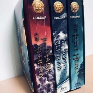 Rick Riordan - The Heroes of Olympus (Box Set)