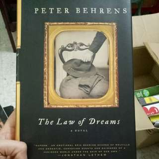 The Law of Dreams - Peter Behren (Hardcover)