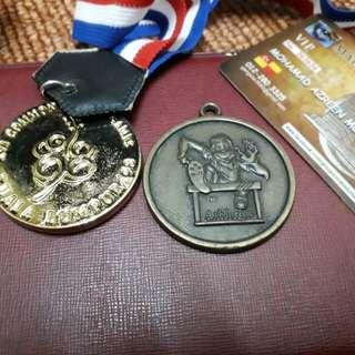 Medal sukom