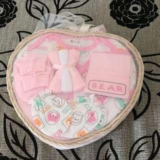 BN baby gift set- 9 pc
