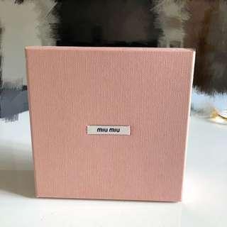 Miu Miu 散紙包盒
