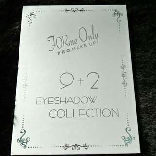 Forme Only Eyeshadow Palette