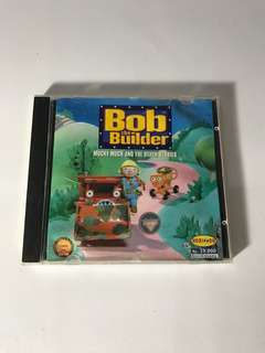 Bob the builder dvd