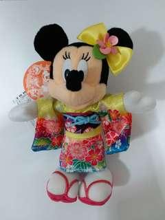 Japan Disneyland Minnie 日本迪士尼樂園咪妮公仔/掛飾