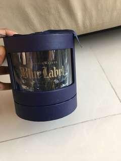 Johny Walker scotch glass NEW 20