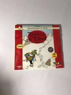 Tintin di tibet dvd