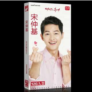 Postcard song joong ki