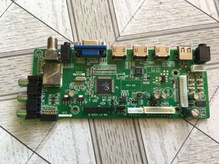Promac Logic board for 50inch TV