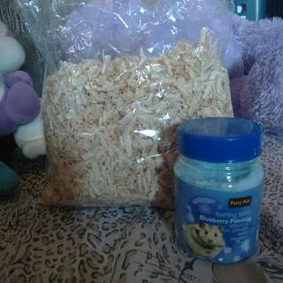 SCENTED Bathing Sand and Kusot