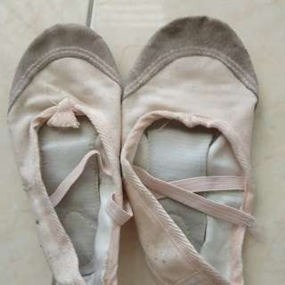 Gymnastic Ballet Shoes