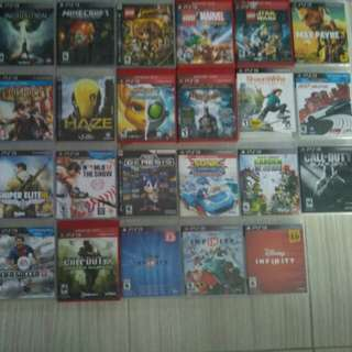 Kaset ps3 original