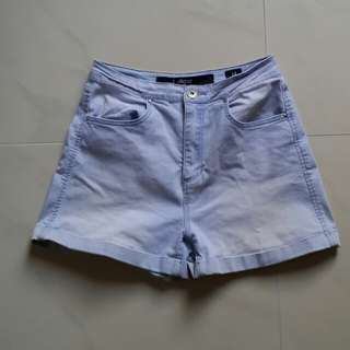 Original Lee (Riders) High-waisted Denim Shorts