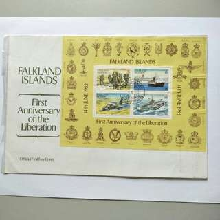 Falkland Islands Liberation