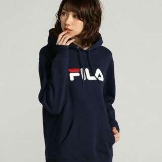 全新日本版FILA女裝衛衣