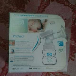 Lovi manual breast pump