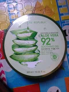 Nature Republic Aloe Vera Soothing Gel 100% Authentic