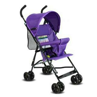 Super Lightweight Foldable Umbrella Baby Buggy Stroller