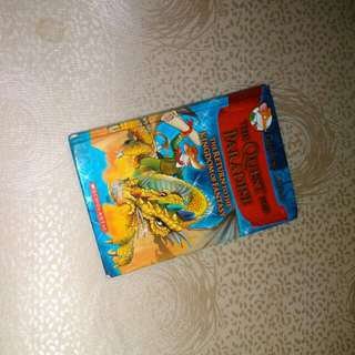 Geronimo Stilton kingdom of fantasy 2nd book
