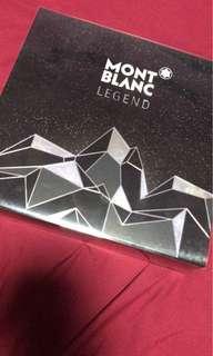 Mont Blanc Legend gift set