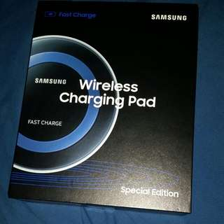 Authentic Samsung Wireless Charger Pad