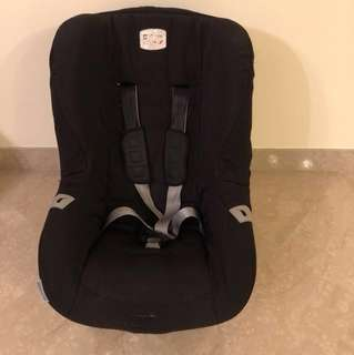Britax eclipse toddler baby car seat
