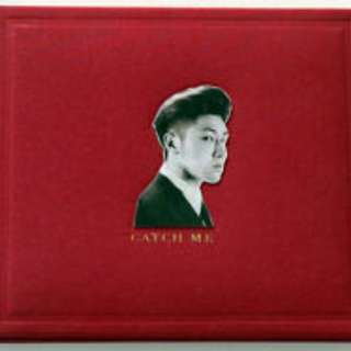 TVXQ Catch Me Regular Edition with PC