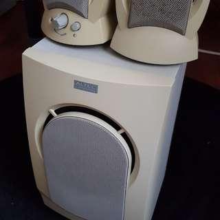 Altec Lansing 2.1ch PC speaker