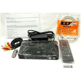 EMTEC LTB-2608 Plus Media Player 1080p