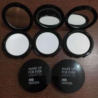 HD compact powder