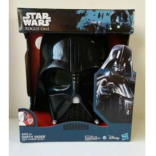 Starwars Darth Vader Voice Changer Helmet Mask