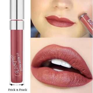 Colourpop Ultra Satin Lip - Frick N Frack