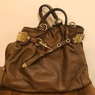 Miu Miu Calfskin Bag