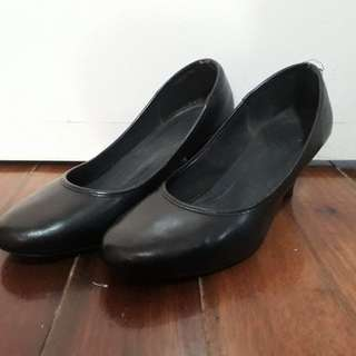 Payless Comfort Plus Black Shoes