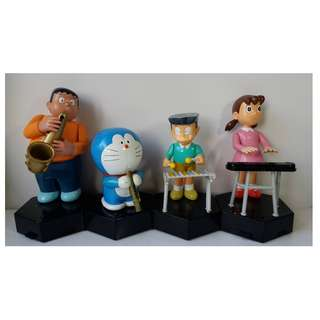 Doraemon Musical Band Set