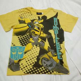 Transformers Bumble Bee t-shirt