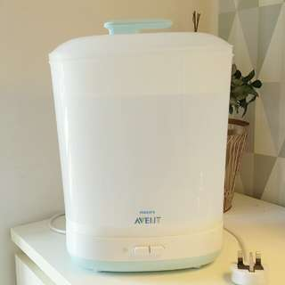 CLEARANCE SALE Avent Sterilizer