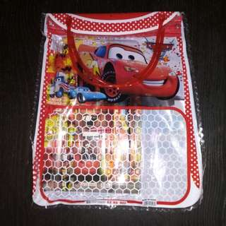 Cars Stationary Pack (Lightning McQueen)