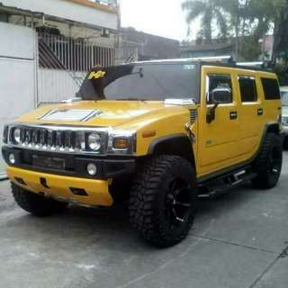 Hammer H2 Yellow