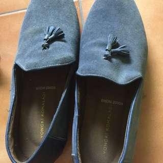Sepatu Yongki komaladi navy