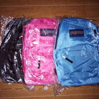JANSPORT bagpack