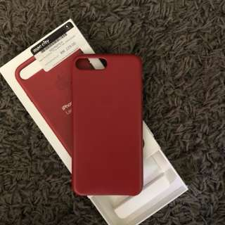 iPhone 7/8 Plus Apple Leather Case