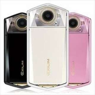 Casio Exilim EX-TR80 selfie digital camera
