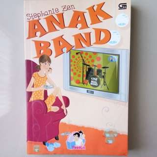 Anak Band by Stephanie Zen