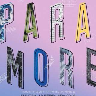 Paramore (Live in MNL)