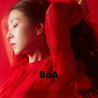 [PO] BOA - ONE SHOT, TWO SHOT