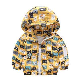 🐰Instock - cat jacket, unisex baby infant toddler girl boy children glad cute 123456789
