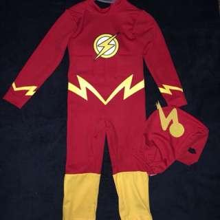 Flash Costume Kids